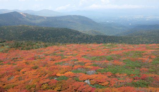 三ツ石山の紅葉情報2019。岩手県内で最初に紅葉を楽しめる!見頃情報も。