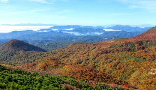 栗駒山の紅葉情報2019。美しき紅葉の絨毯は必見!見頃、混雑情報も。