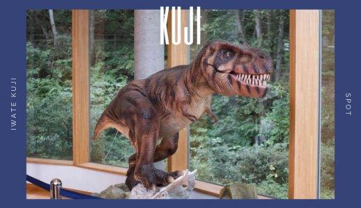 久慈琥珀博物館|琥珀の産地で恐竜時代の世界を垣間見よう!採掘体験も!